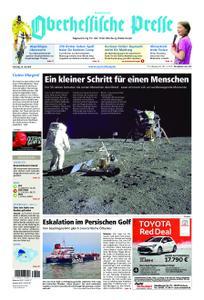 Oberhessische Presse Hinterland - 20. Juli 2019