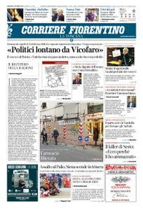 Corriere Fiorentino La Toscana – 23 ottobre 2018
