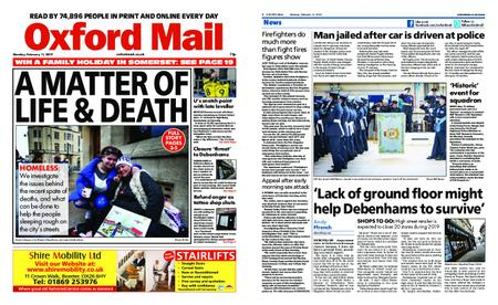 Oxford Mail – February 11, 2019