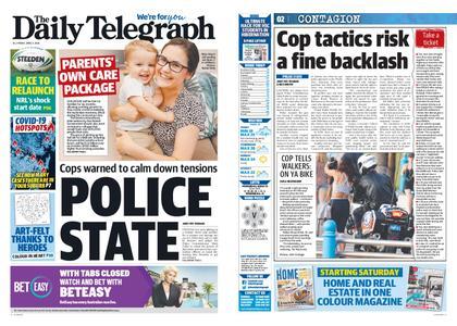 The Daily Telegraph (Sydney) – April 03, 2020