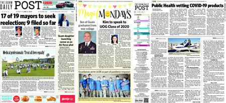 The Guam Daily Post – June 08, 2020