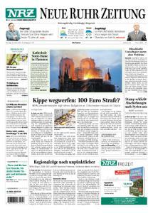 NRZ Neue Ruhr Zeitung Oberhausen - 16. April 2019