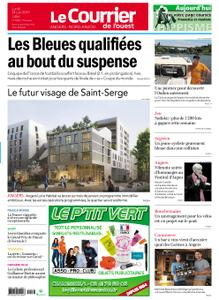 Le Courrier de l'Ouest Angers – 24 juin 2019