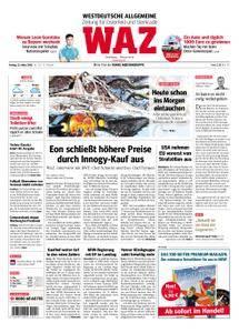 WAZ Westdeutsche Allgemeine Zeitung Oberhausen-Sterkrade - 23. März 2018