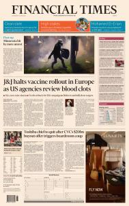 Financial Times Europe - April 14, 2021