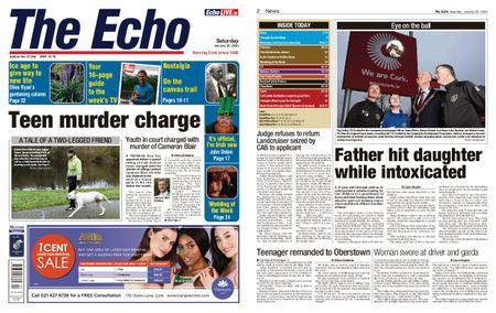 Evening Echo – January 25, 2020