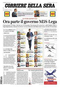 Corriere della Sera - 1 Giugno 2018