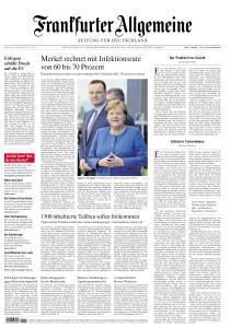 Frankfurter Allgemeine Zeitung - 12 März 2020