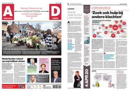 Algemeen Dagblad - Waterweg – 04 april 2020