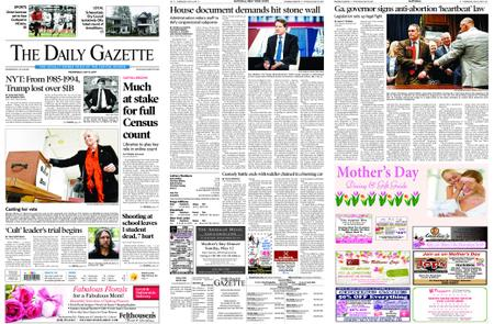 The Daily Gazette – May 08, 2019