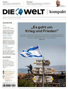 Die Welt Kompakt Frankfurt - 11. Mai 2018