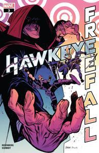 Hawkeye-Freefall 003 2020 Digital Zone