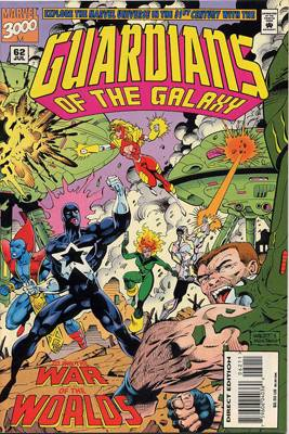 Guardians of the Galaxy v1 1-62+annual