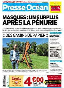 Presse Océan Nantes Sud Vignoble – 08 juillet 2020