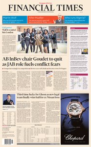 Financial Times Europe – 6 March 2019