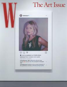 W Magazine - October 2019