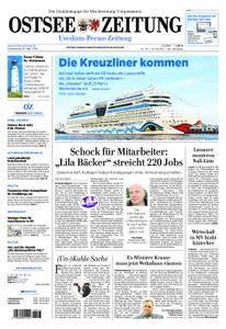 Ostsee Zeitung Wolgast - 29. März 2018