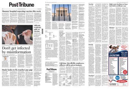 Post-Tribune – December 15, 2020