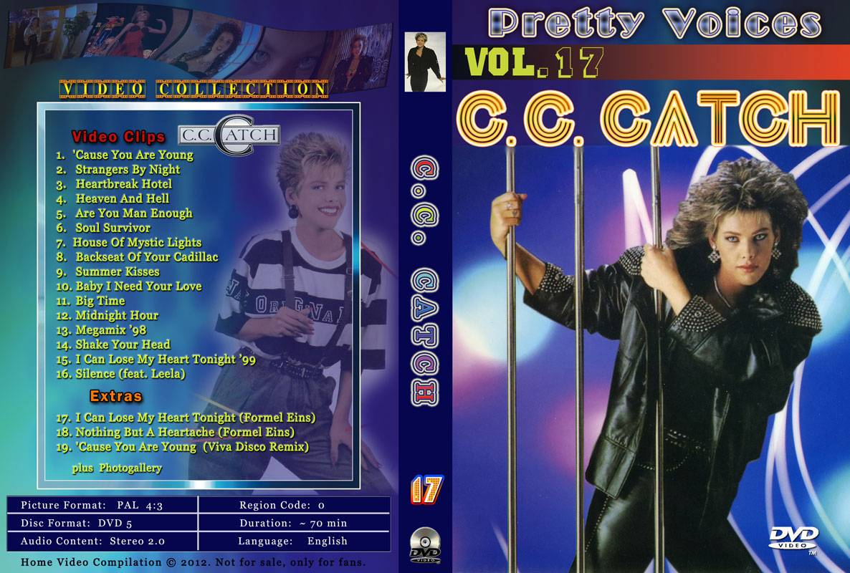 Pretty Voices vol.17: C.C.Catch (2012)