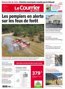 Le Courrier de l'Ouest Saumur – 08 août 2020