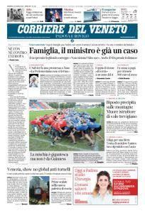 Corriere del Veneto Padova e Rovigo - 3 Giugno 2018
