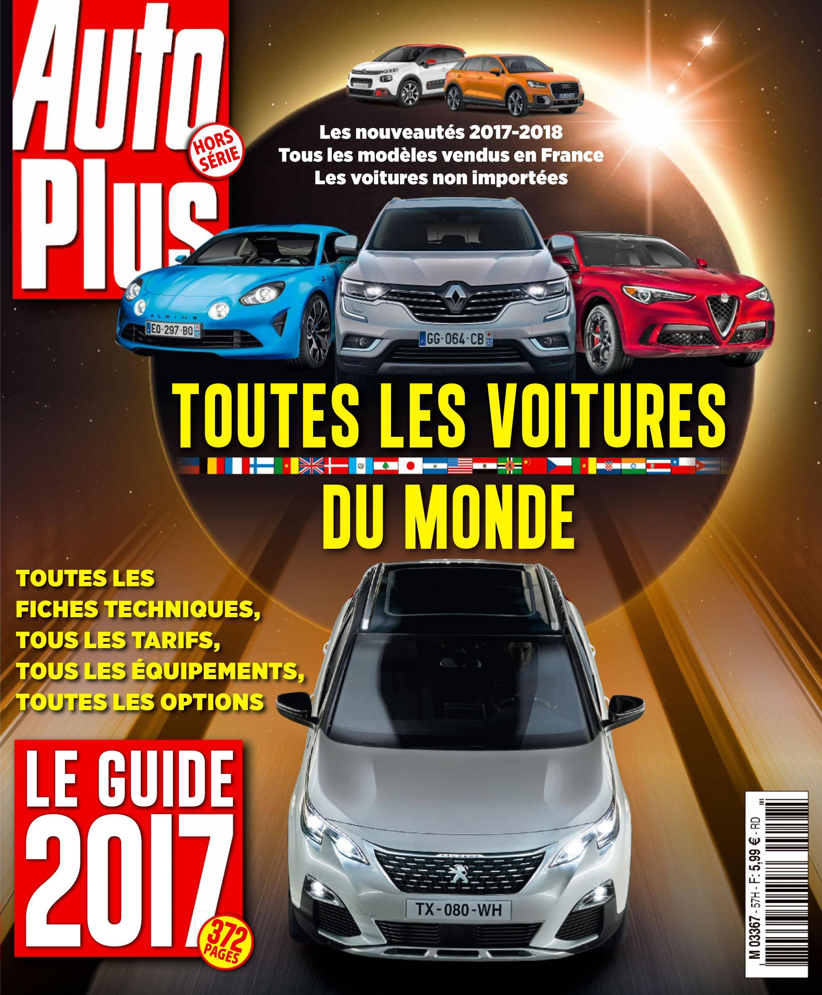 Auto Plus Hors serie - janvier 01, 2017