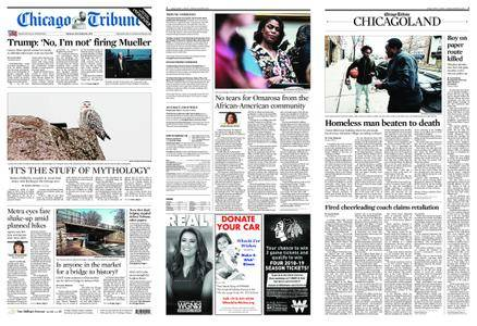 Chicago Tribune – December 18, 2017