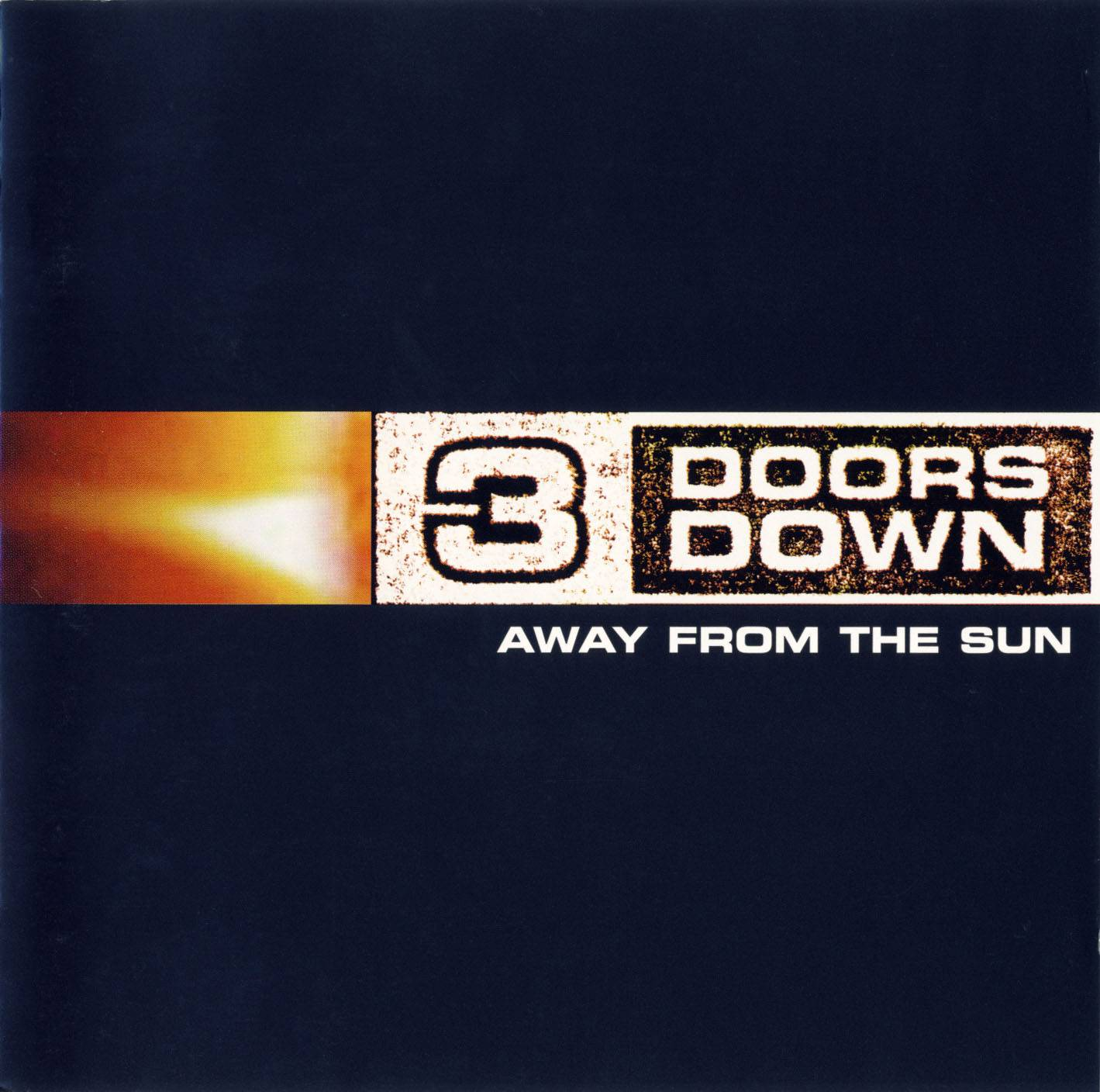 3 Doors Down - Away From The Sun (2002) Japanese Edition