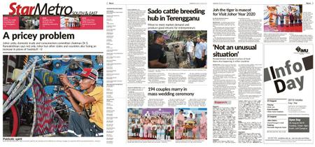 The Star Malaysia - Metro South & East – 19 August 2019