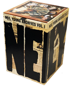 Neil Young  - Archives Vol. 1, 1963 - 1972 (2009) Re-up