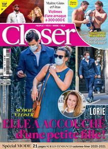 Closer France - 11 septembre 2020