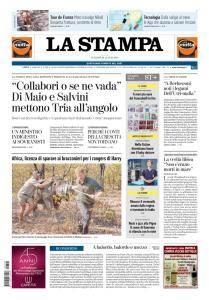 La Stampa Imperia e Sanremo - 20 Luglio 2018