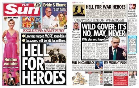 The Sun UK – 14 May 2018