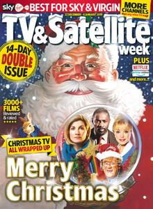 TV & Satellite Week - 22 December 2018
