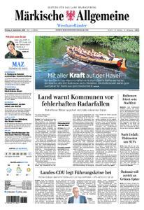 Märkische Allgemeine Westhavelländer - 09. September 2019