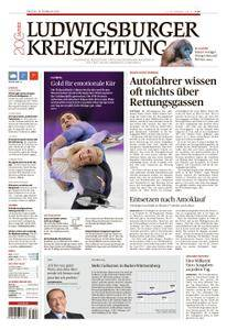Ludwigsburger Kreiszeitung - 16. Februar 2018