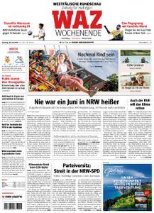 WAZ Westdeutsche Allgemeine Zeitung Hattingen - 29. Juni 2019