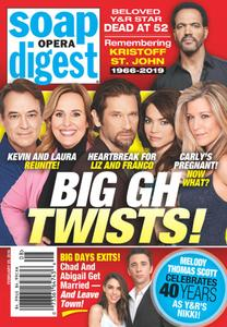 Soap Opera Digest - February 25, 2019
