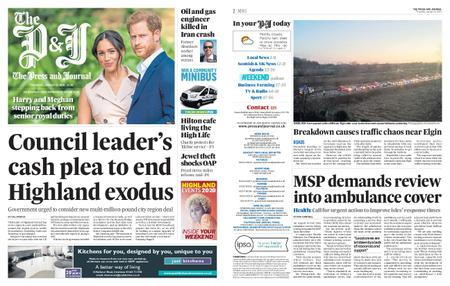 The Press and Journal Moray – January 09, 2020