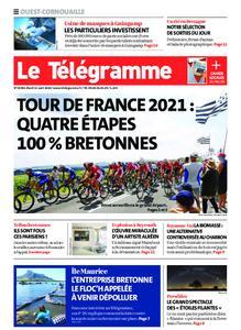 Le Télégramme Ouest Cornouaille – 11 août 2020