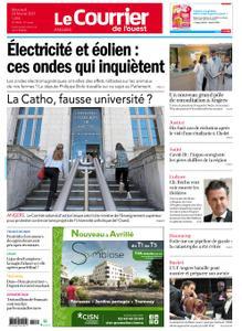 Le Courrier de l'Ouest Angers – 24 février 2021