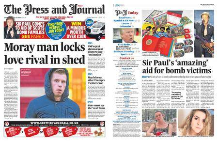 The Press and Journal Moray – December 01, 2017