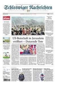 Schleswiger Nachrichten - 15. Mai 2018