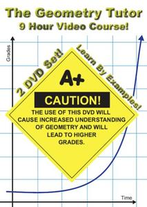 Math Tutor DVD - The Geometry Tutor (Original Version) [repost]