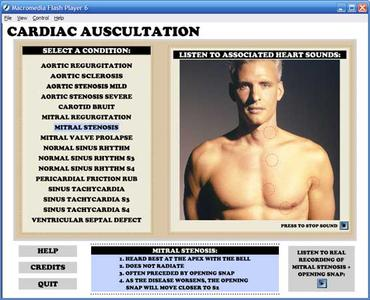 Cardiac Auscultation v3.0