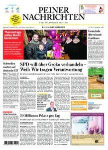 Peiner Nachrichten - 02. Dezember 2017