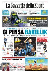 La Gazzetta dello Sport – 30 gennaio 2020