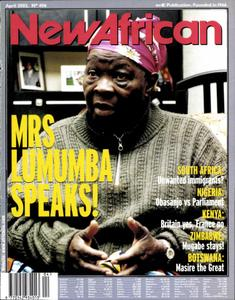 New African - April 2002