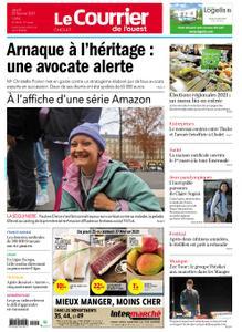 Le Courrier de l'Ouest Cholet – 25 février 2021