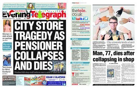 Evening Telegraph First Edition – December 20, 2017